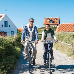 Bike trip in Skagen